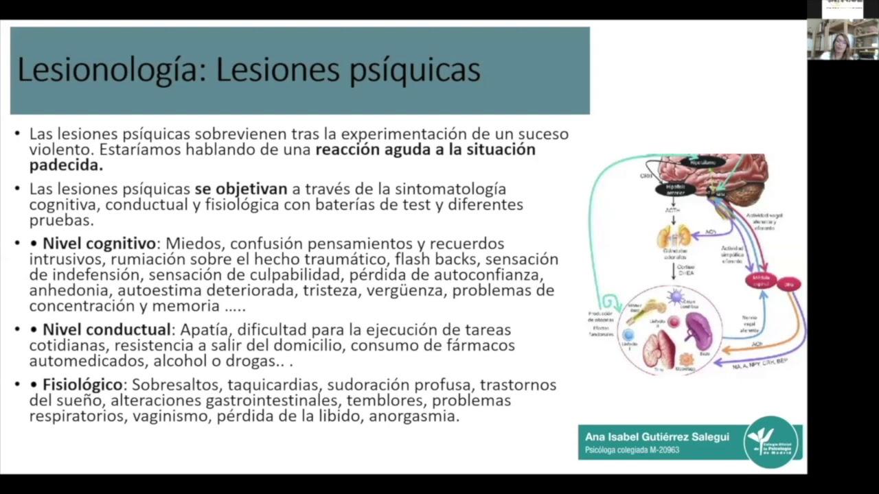 PSICOLOGÍA FORENSE E INVESTIGACIÓN PRIVADA. POR ANA ISABEL GUTIERREZ SALEGUI