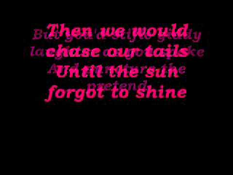 snow patrol- the garden rules lyrics album version