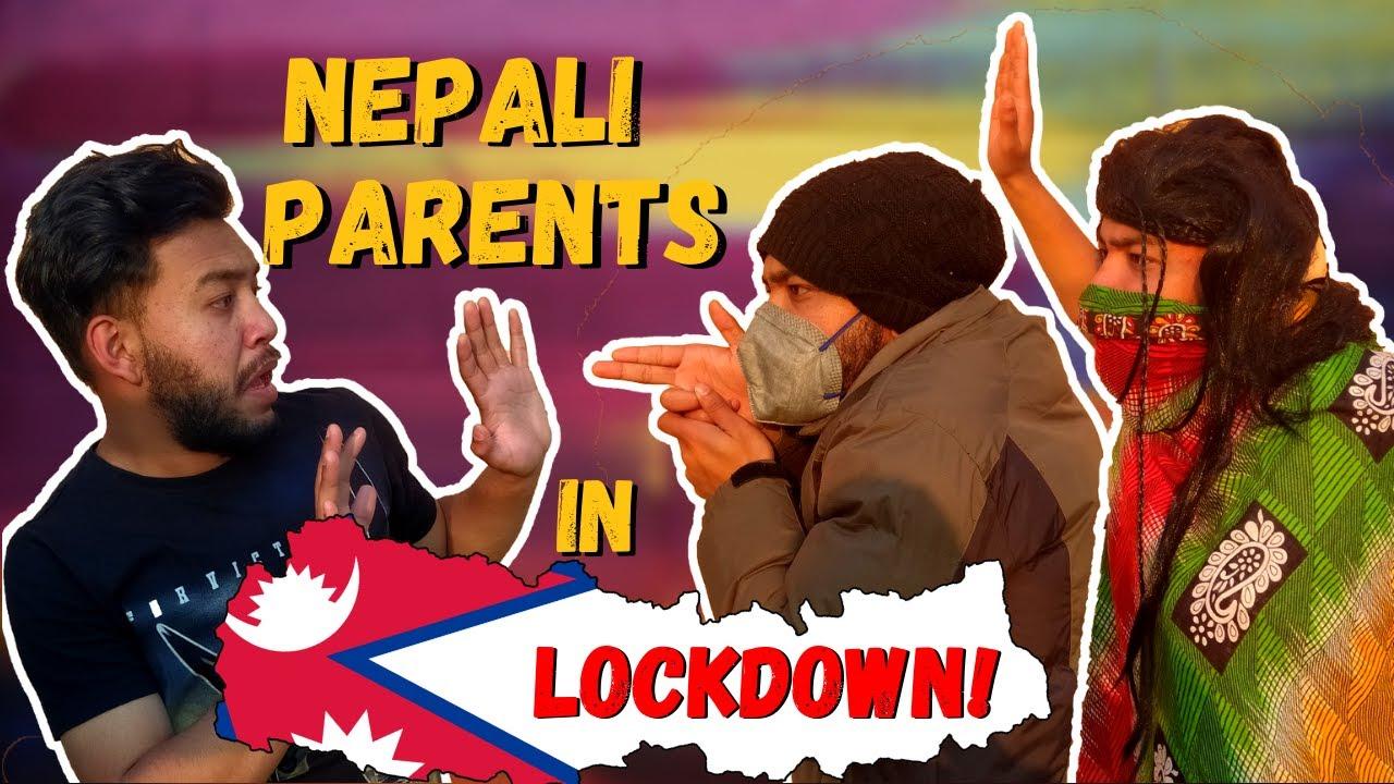 Nepali Parents in Lockdown   Super Mandip   Lockdown EP 06