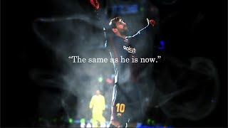 Lionel Messi - The MOVIE (STORY)