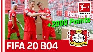 Twin Power at the EA SPORTS FIFA20 BUNDESLIGA CHALLENGE - Bayer Leverkusen