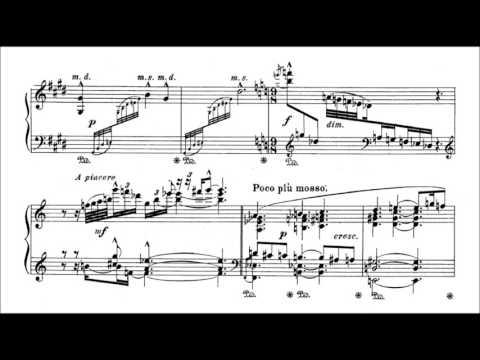 Nikolai Tcherepnin - The Tale of the Fisherman and the Fish, Op. 41 (audio + sheet music)