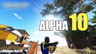 NEW START  LETS DO  T AGA N  Empyrion Galactic Survival  Alpha 10  Ep. 1