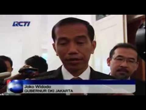 iProud - Ekspresi Jokowi atas penobatannya sebagai Walikota Terbaik ketiga di Dunia