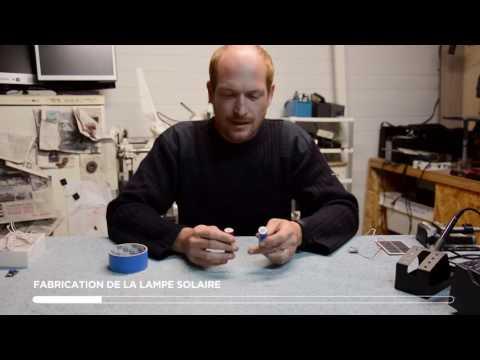 Lampe à batteries lithium récupérées / Homemade lithium powerbank - DIY