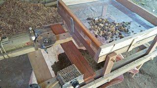 Cara membuat mesin pengayak pasir,kamu bisa membuatnya di rumah