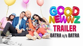 Good Newwz - Trailer 2 | Batra v/s Batra | Akshay, Kareena, Diljit & Kiara | Raj Mehta | 27th Dec