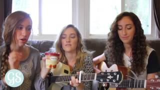 Bloopers! Paramore: Ain't It Fun (Acoustic) | Gardiner Sisters