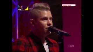 Митя Фомин Завтра будет все по другому Горячая линия МУЗ ТВ 5 11 2015