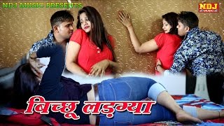 2016 New Haryanvi Song || Bichchhu Ladgya || lattest Song 2016 || Hot Dance Dhamaka || NDJ Music