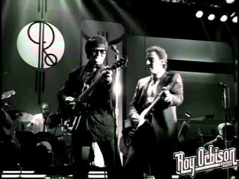 Roy orbison and friends dream baby from black and white night