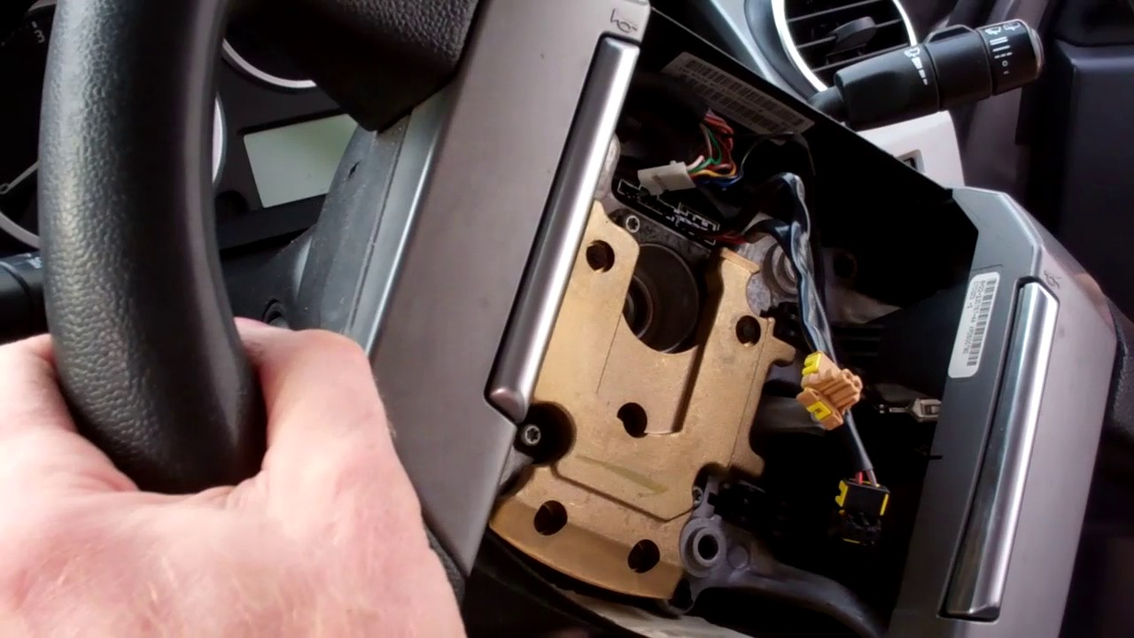 How To Upgrade Land Rover Discovery 3 Steering Wheel