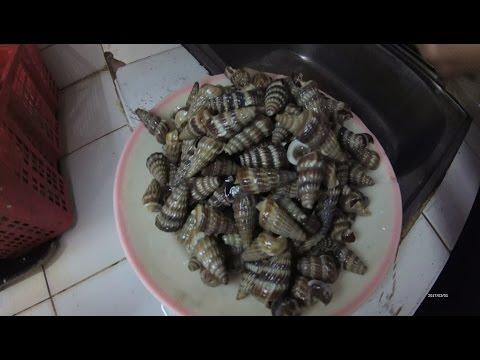 Jakarta Street Food 1207 Part.1 Granny Snails Tutut Tauco Keong Nenek Tio Ciu 99 5094