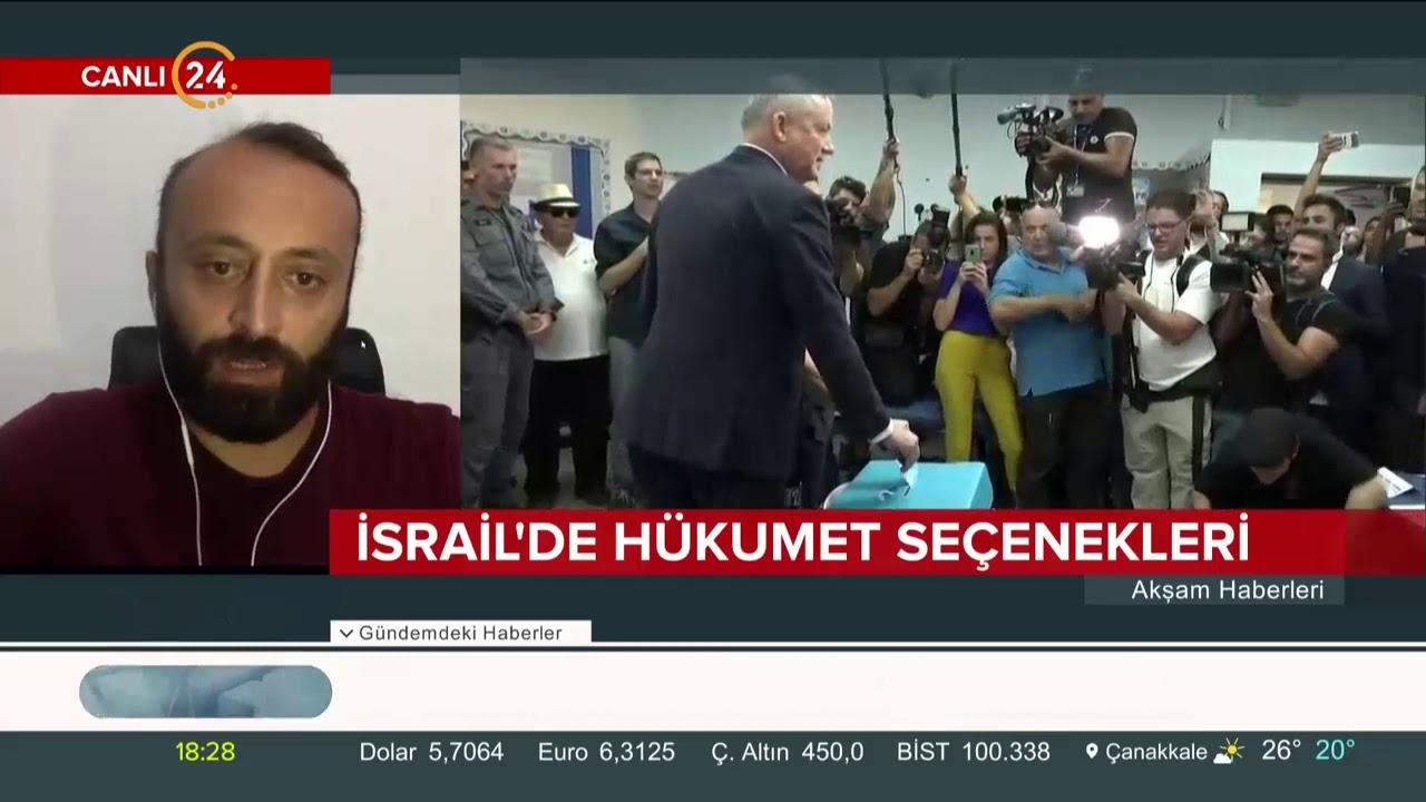 Netanyahu başbakan olacak mı?