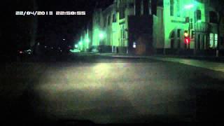 Видеорегистратор Digma D Vision DVR40G ночь смотреть