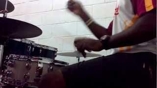 Drumming to David Rudder