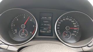 Volkswagen Golf 6 Top Speed Test - Hız Testi (240 km/h??)