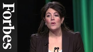 Highlights From Monica Lewinsky At Forbes Under 30 Summit