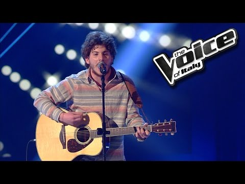 Gianfrancesco Cataldo - Wild World | The Voice Of Italy 2016: Blind