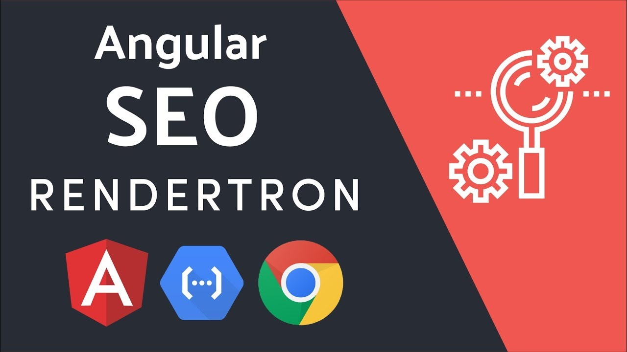 Angular SEO with Rendertron