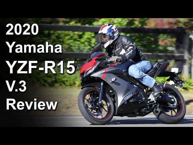 2020 Yamaha YZF-R15 V3.0 Review - More value, style & performance