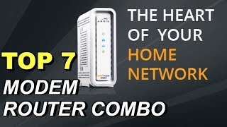 Best Cable Modem Router Combo In 2019 Comcast, Xfinity, Cox...