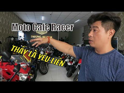 Moto Cafe Racer Giá Rẻ Đẹp Leng Keng Thấy Là Yêu Liền | Thắng Biker