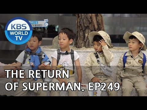 The Return of Superman | 슈퍼맨이 돌아왔다 - Ep.249: From Mount Halla to Mount Paektu [ENG/IND/2018.11.04] Mp3