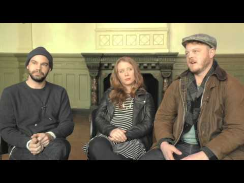 The Lone Bellow interview - Zach, Brian, and Kanene (part 2 ...