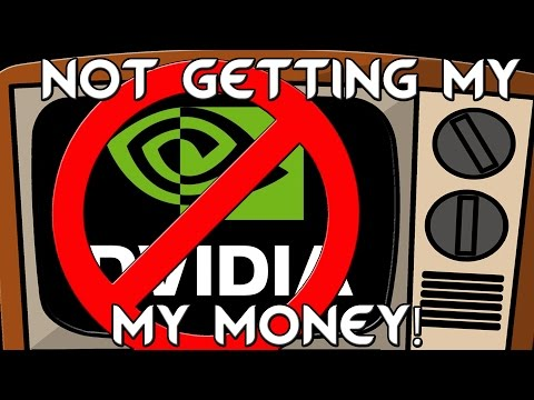 RANT! Stop Supporting NVIDIAs Anti Consumer Practices!!! Why Supporting AMD is Supporting PC Gaming