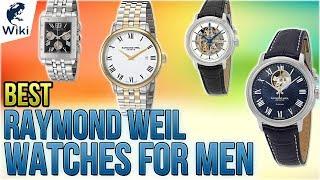10 Best Raymond Weil Watches For Men 2018