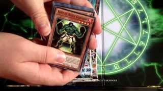 YuGiOh! Tidal, Dragon Ruler of Waterfalls Tin Opening