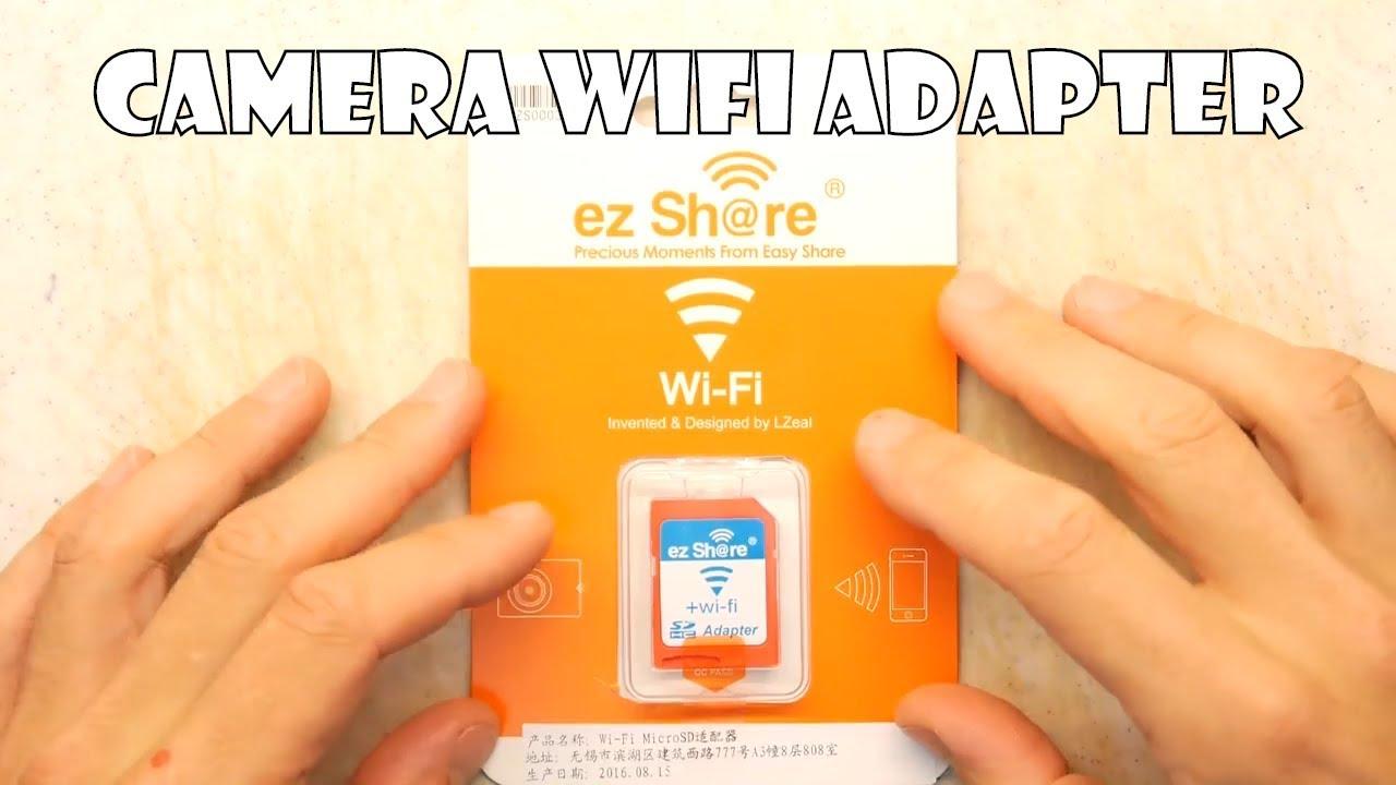 ez Sh@re WIFI Micro SD Card Adaptor