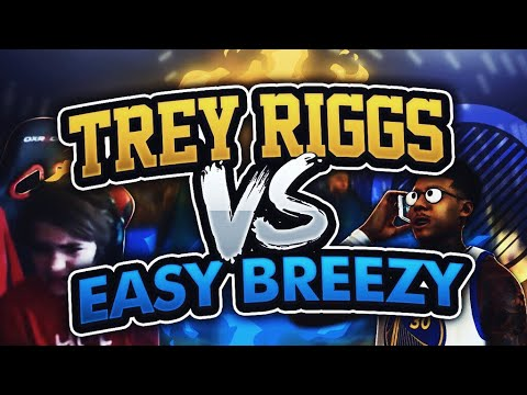 I PULLED UP ON 2s!! SQUEAKER BATTLES • TREY vs EASY BREEZY • SOMEONE GOT EXPOSED😈😱 NBA 2K17