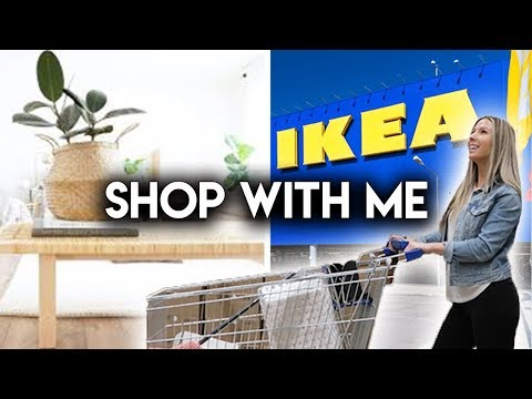 IKEA SHOP WITH ME **NEW 2019 HOME DECOR**