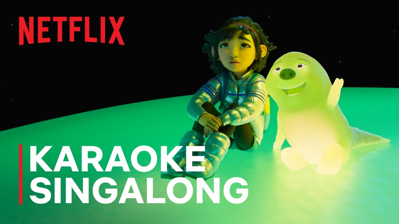 "Download ""Wonderful"" Karaoke Sing Along Song 😳 Over the Moon   Netflix Futures"