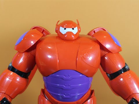 BAYMAX From Big Hero 6! (Armor-Up Version)