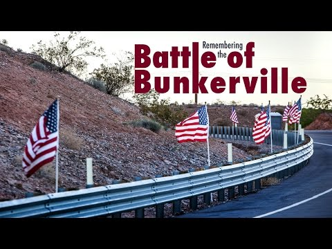 04/12/14 - Liberty at the Battle of Bunkerville!