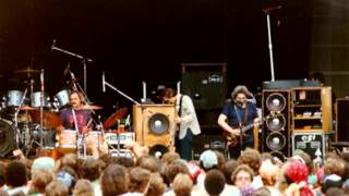 Jerry Garcia Band - Catfish John 6/16/82