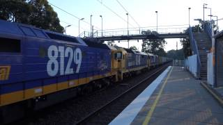 triple 81 class with pn 5938 flour running wrong line 9 4 17