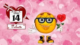 С Днем Святого Валентина|Поздравление С Днём всех влюбленных|Видео поздравление|Сегодня 14 февраля.