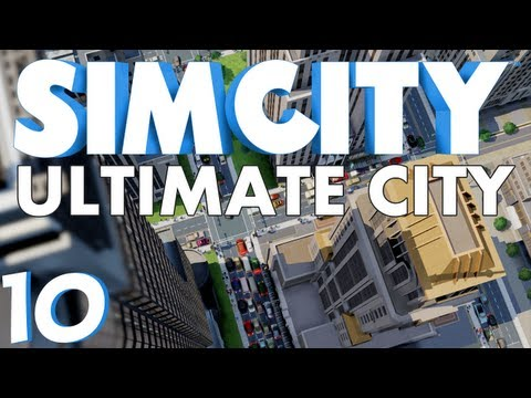Simcity Ultimate City 10 Smelting Division