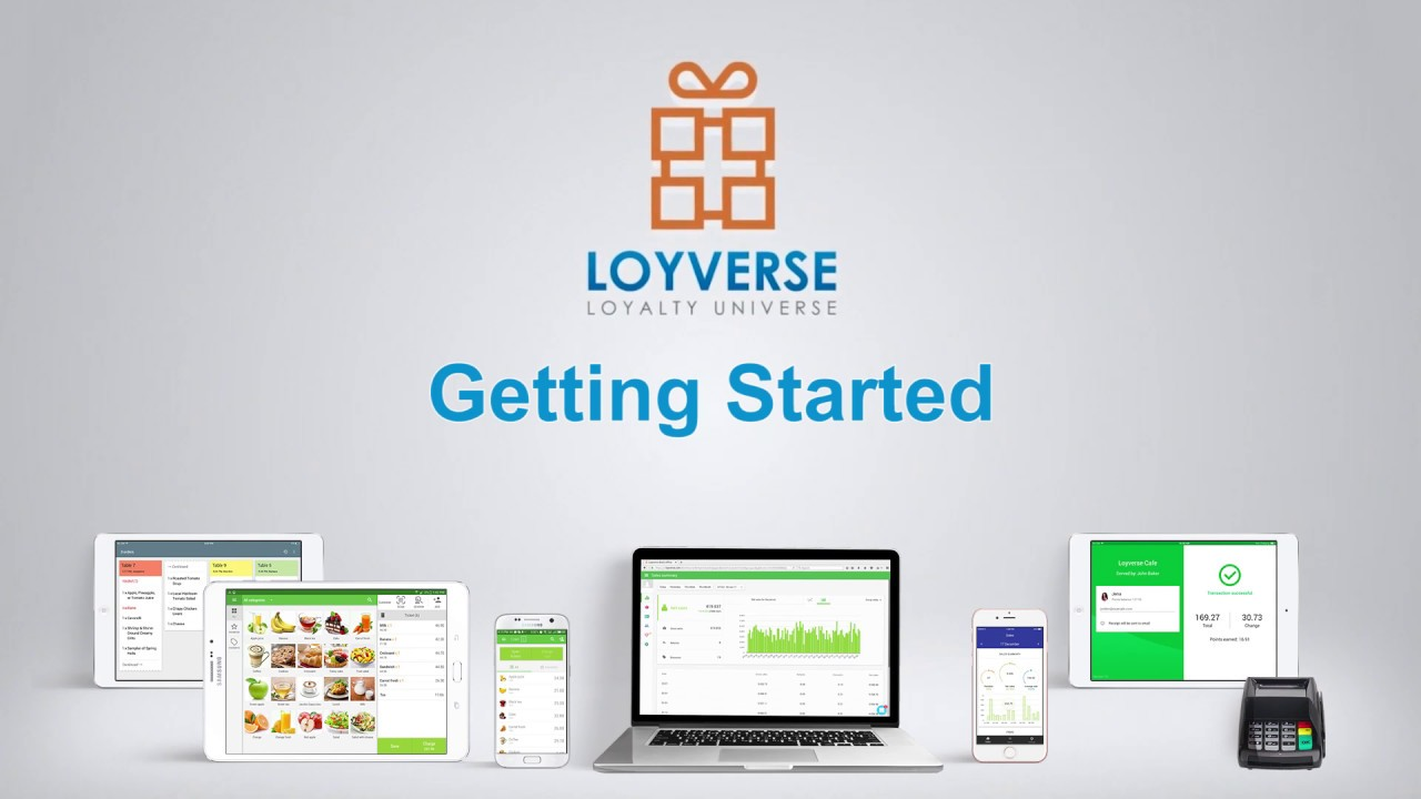 Getting Started - Loyverse POS System