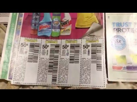 03/13 – 03/19 SUNDAY COUPONS! PREVIEW. … 3 INSERTS this WEEK!!
