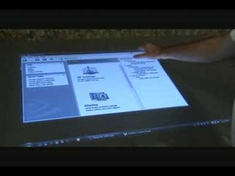 Bespoke Software » Multi-touch Mouse Emulator