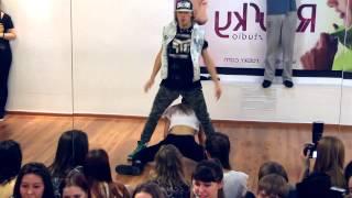 TWERK. Катя Шошина и Валера Волков. Hip Hop.