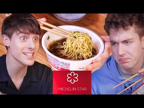 The BEST Instant Noodle?!?🍜 (International Ramen World-Cup)