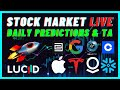 THE STOCK MARKET IS INVINCIBLE!!🔥 🚀 ANALYZING YOUR FAVOURITE STOCKS!!🔥 🚀 | Stock Market Daily 📈🔥