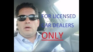 FOR LICENSED AUTO DEALER ONLY How to Arbitrate Online Auction Purchase MANHEIM AUTO AUCTION