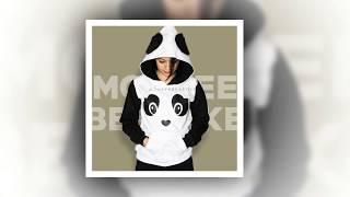 Panda Hoodie-Monkeebespoke